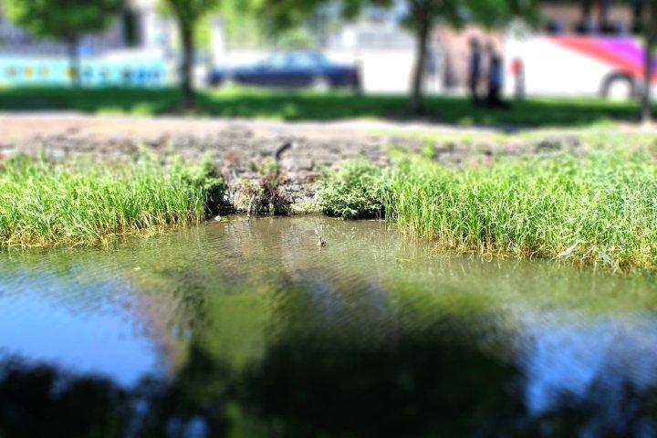 Grand Canal Tilt Shift