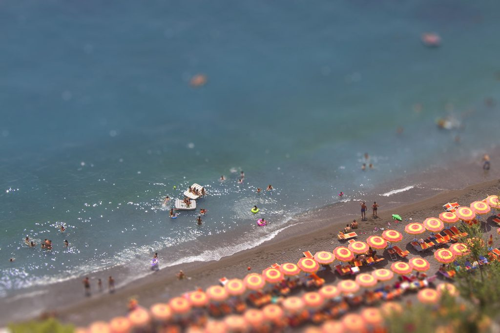 Sorrento Tilt Shift